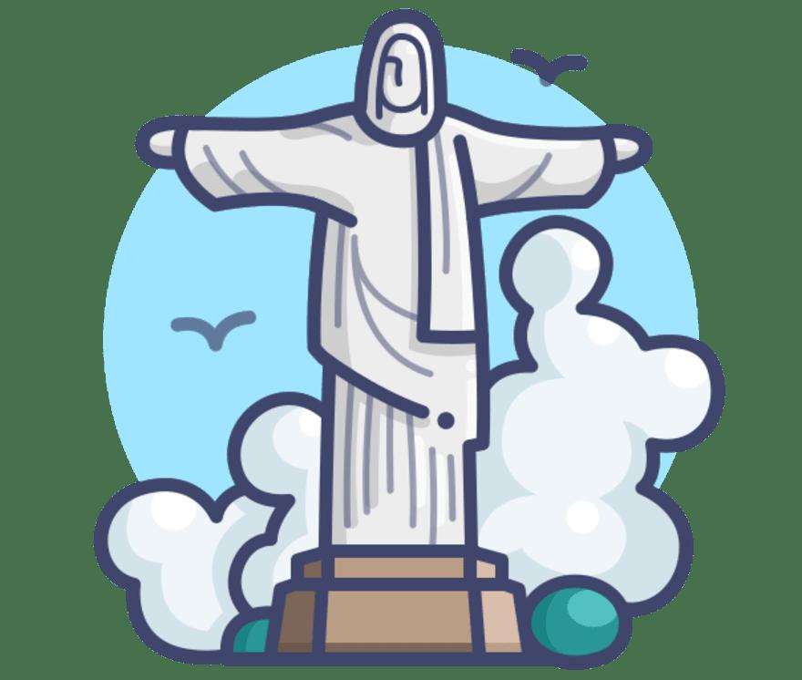 Best 71  Online Casinos in Brazil