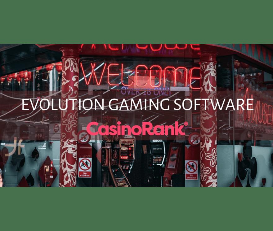Best 103 Evolution Gaming Online Casinos 2021