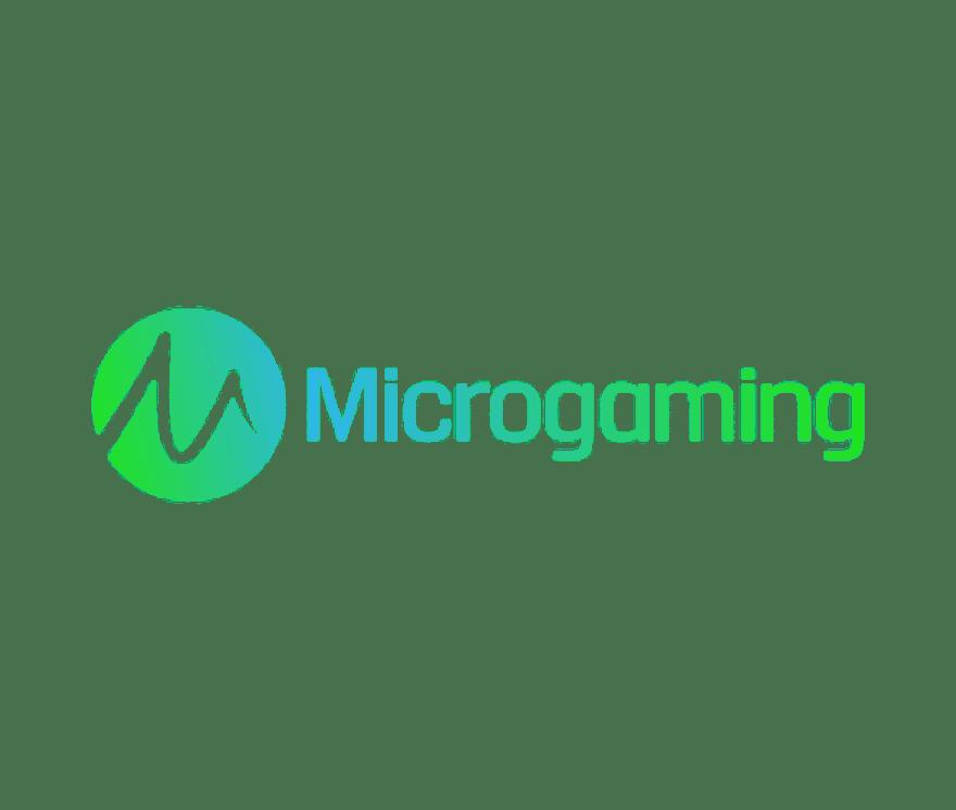 Best 156 Microgaming Online Casinos 2021