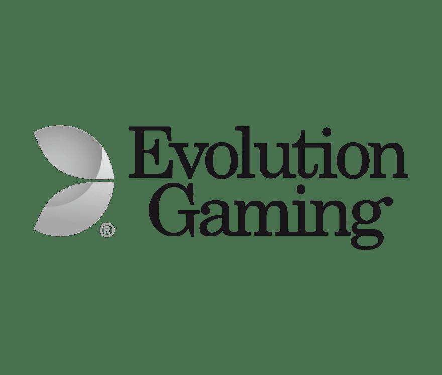 Best 153 Evolution Gaming Online Casinos 2021