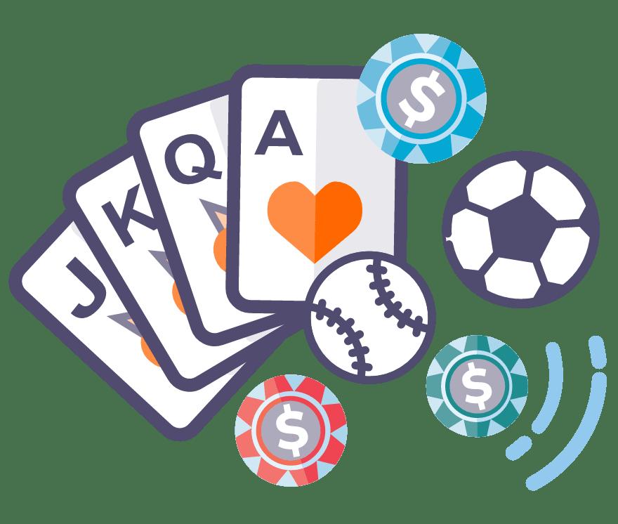 Best 19 Sports Betting Online Casino in 2021
