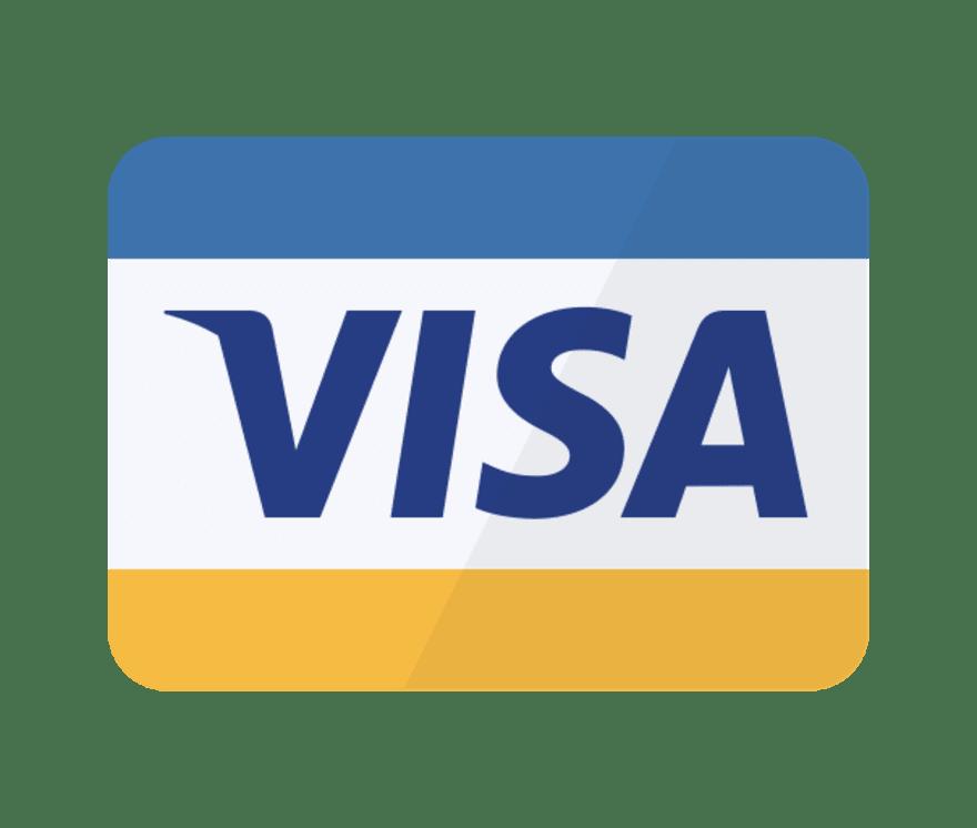 Top 178 Visa Online Casinos 2021