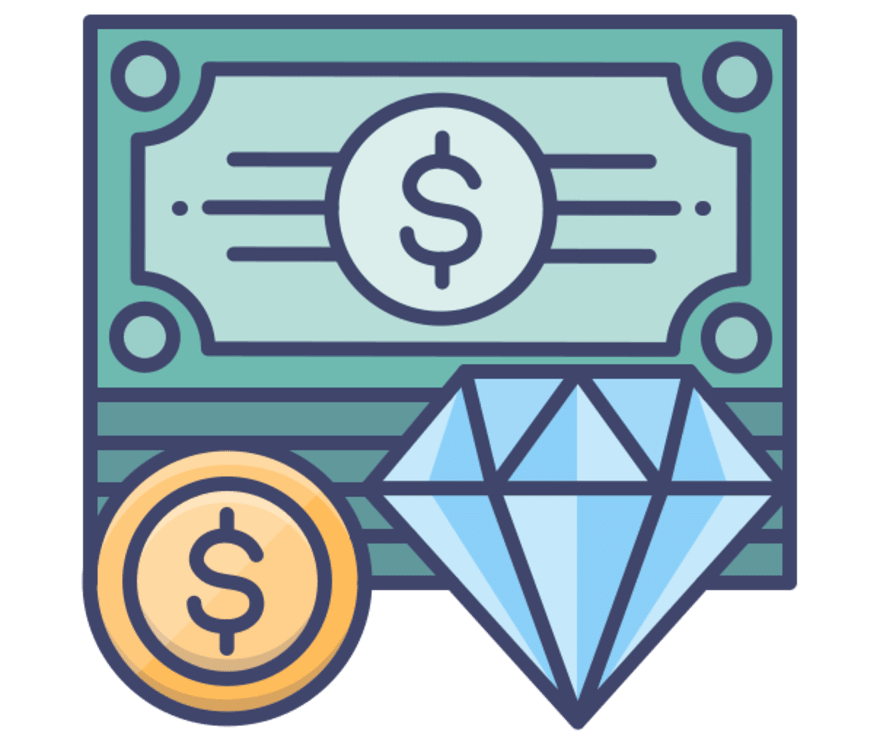 Online Casinos by Currency