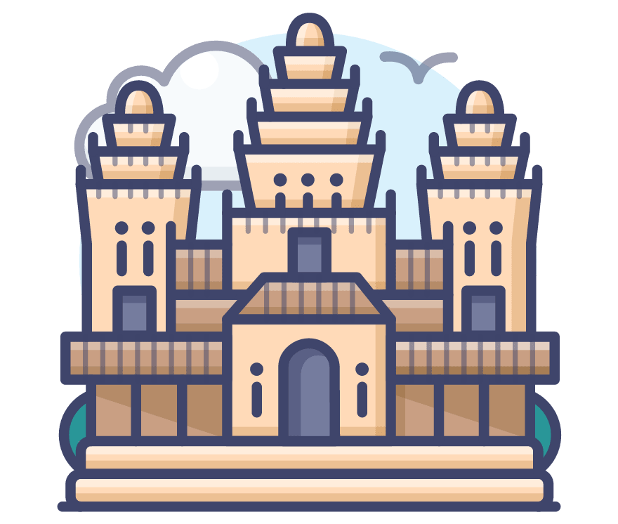 Best 42  Online Casinos in Cambodia