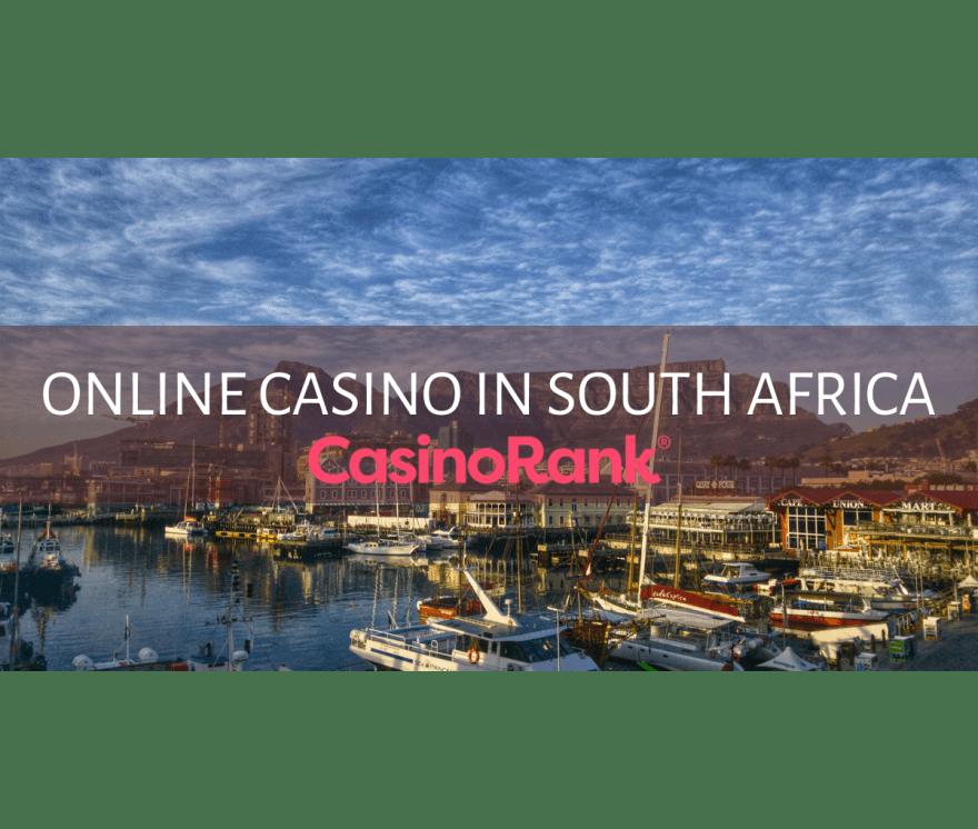 Best 62  Online Casinos in South Africa