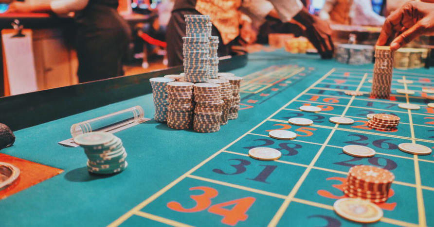 5 Most Popular Casino Games