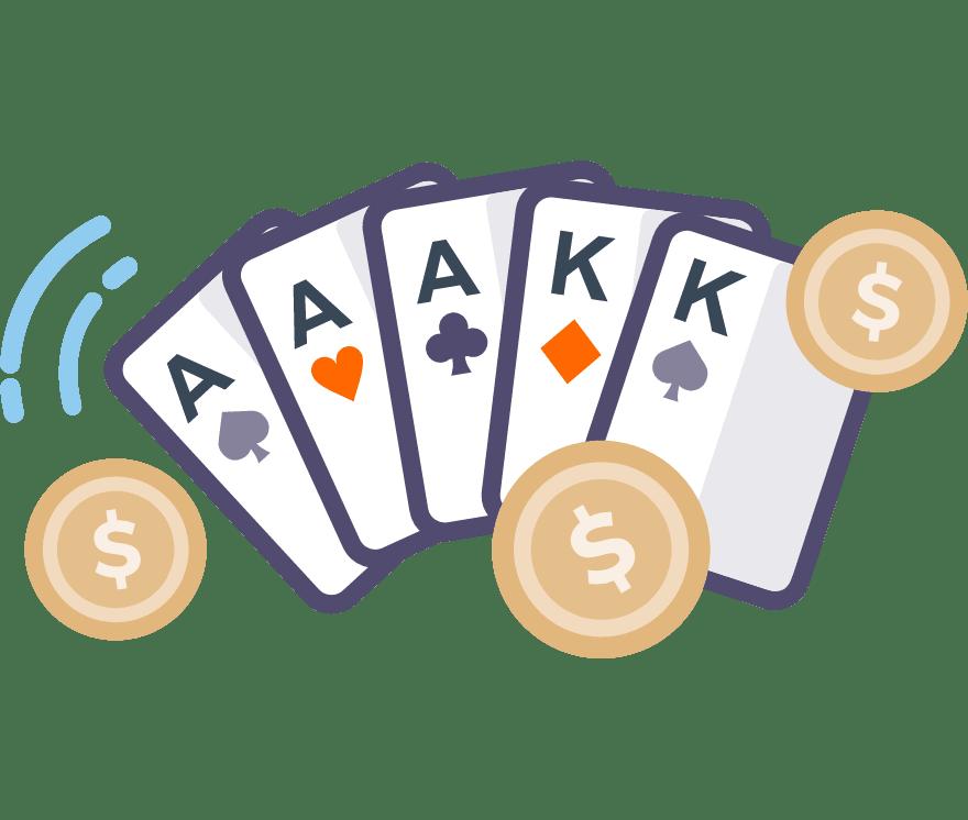Best 150 Poker Online Casino in 2021