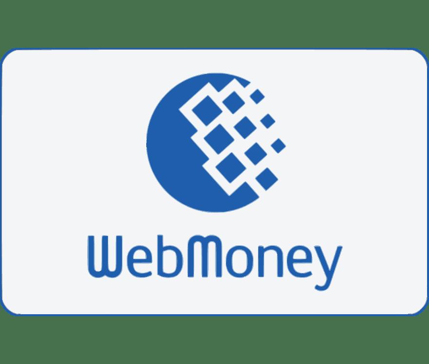 Top 46 WebMoney Online Casinos