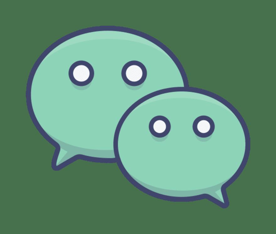 Top 3 WeChat Pay Online Casinos 2021