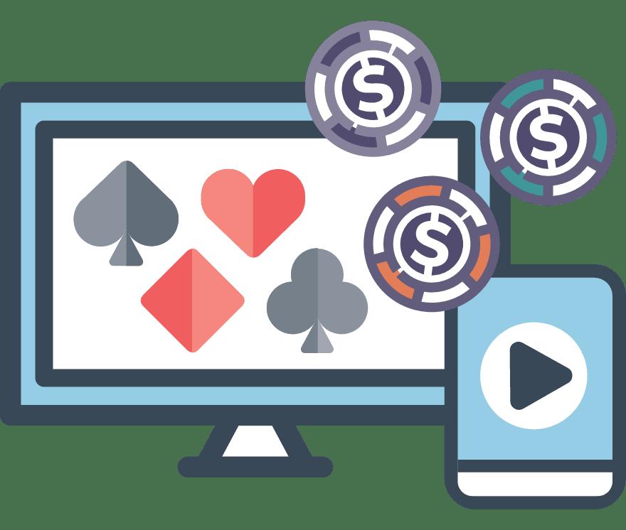 Best 107 Video Poker Online Casino in 2021