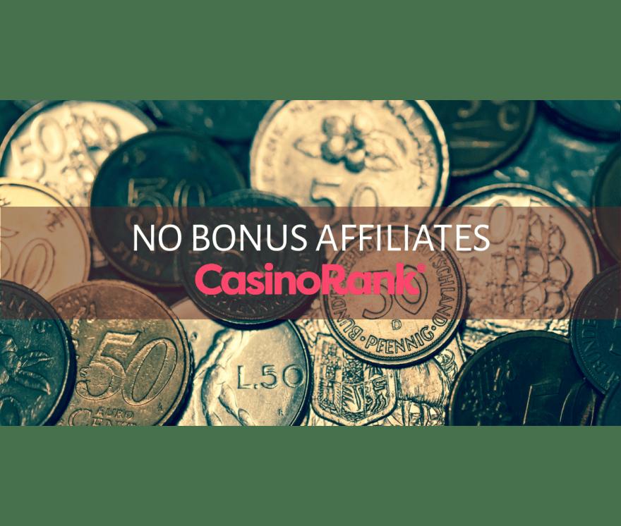 Best No Bonus Affiliates Online Casinos