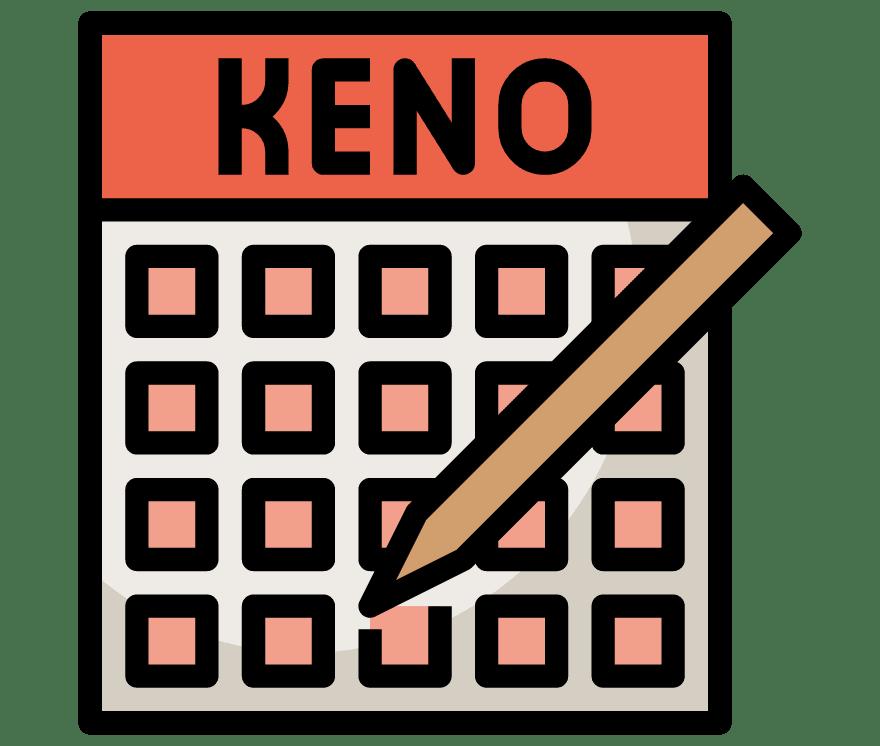 Best 65 Keno Online Casino in 2021