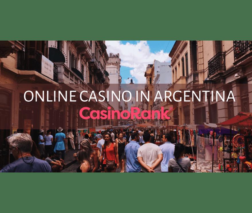 Best 53  Online Casinos in Argentina