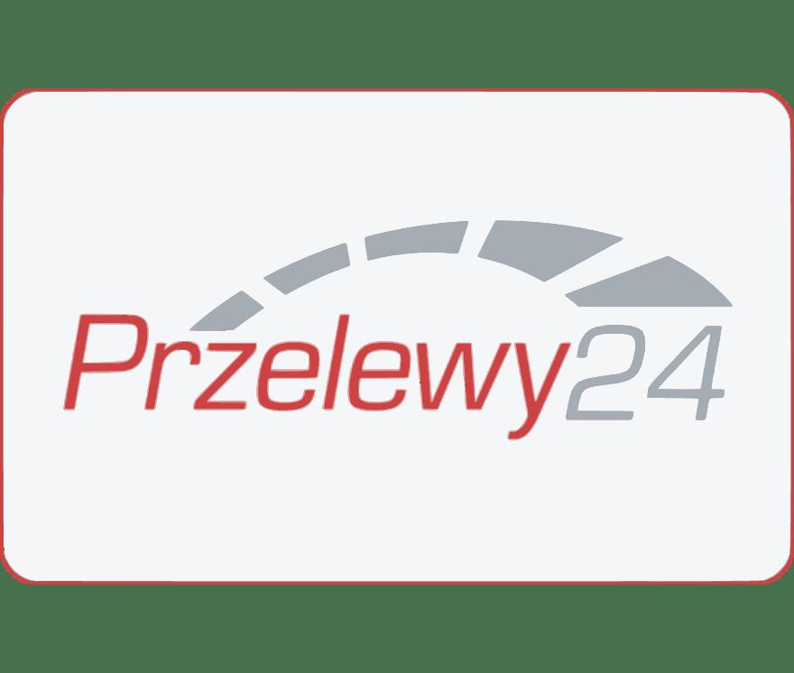 Top 10 Przelewy24 Online Casinos 2021