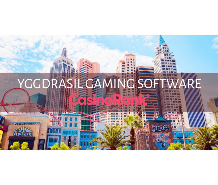 Best 94 Yggdrasil Gaming Online Casinos 2021
