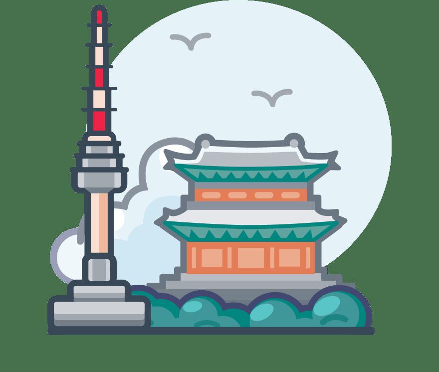 Best 58  Online Casinos in South Korea