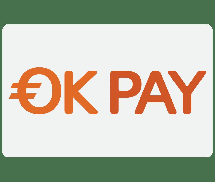 Top 1 OKPay Online Casinos