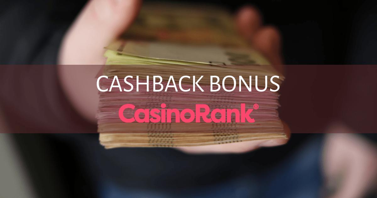 Unlock Your Online Casino Cashback Bonus Today!🥇
